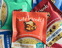 Wild Friends - Oats & Nut Butter