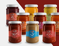 Rachel - Jam Package Design