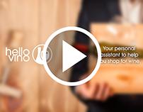 Hello Vino - App Store Preview Video