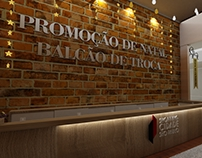 Projeto de Balcão de trocas