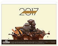Print Material for Lucerne Cocoa & Chocolate Products