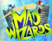 Mad Wizards - Game