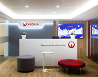 Veolia Mexico - Brandscaping