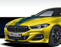 BMW M8 4our Elements