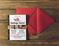Reno Media Group Party Invite