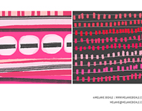 Pink Surface Pattern Designs