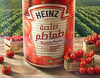 Heinz Tomato Paste