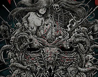 Contest Design a T-shirt For Slipknot