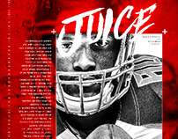 Bucs Gameday Poster