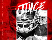 Bucs Gameday Poster