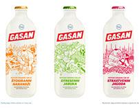 GASAN prirodni sokovi