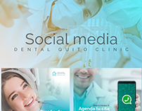 DENTAL QUITO CLINIC - SOCIAL MEDIA 2019