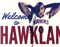 Atlanta Hawks 2013-2014 Gameday Open