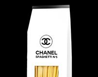 CHANEL SPAGHETTI | package idea
