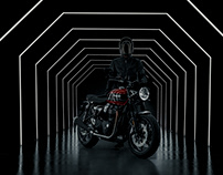 Triumph Speed Twin film - Intl. Motor Film Awards 2019