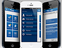 School assigment: Mobile app for students