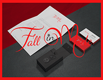 Fall in Mode - Fashion Webzine - Branding & Web Design