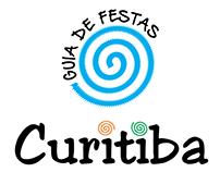 Logo Guia de Festas Curitiba