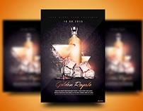 Golden Royale Flyer