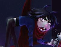 Wannabe Vampire