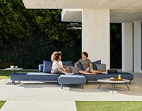 Salinas outdoor furniture
