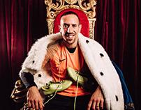 Franck Ribery / Nike