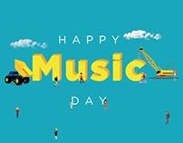 Happy Music Day