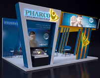 Third Arab Conference-Pharco-EGY Booth