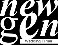 LOGO NewGen Wedding Filmer