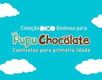 Coleção para Pupu Chocolate