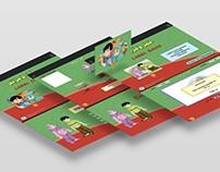 OmarMariam iPad application
