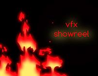 2D Vfx Showreel