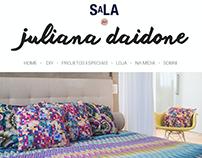 Blog Layout Juliana Daidone