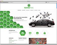 Web site for NANOPAK