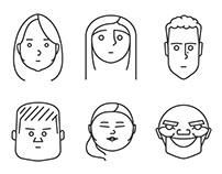 Faces | Icons