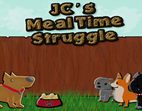 JC's Mealtime Struggle
