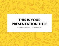 ELEMENTARY POWERPOINT TEMPLATE KEYNOTE GOOGLE SLIDES