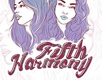 Fifth Harmony / Fan Illustration
