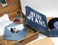 BLUE JEANS // CD
