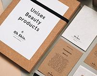 'Oh Skin' Unisex Cosmetics