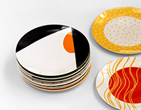 Autogrill | Dish collection