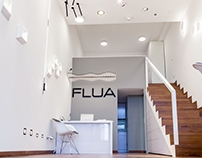 FLUA showroom, Kazakhstan