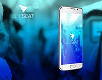 JET SEAT | Branding & UX UI [Prototype Design]