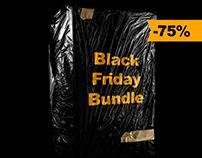 Black Friday -75% Mockup Bundle