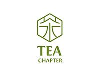 Tea Chapter Branding
