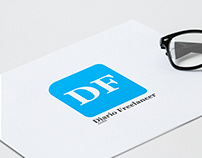 Diseño de Logo para Blog