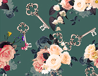 Flowers and Keys - AW15