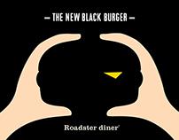 THE BLACK BURGER by Roadster Diner