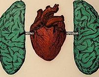 Skewered Organs