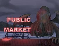 Cthulhu overtakes Pike's Place